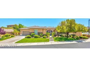 Photo one of 16 Pine Hollow Dr Henderson NV 89052 | MLS 2322083