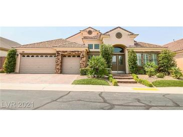 Photo one of 2207 Stage Stop Dr Henderson NV 89052   MLS 2323869
