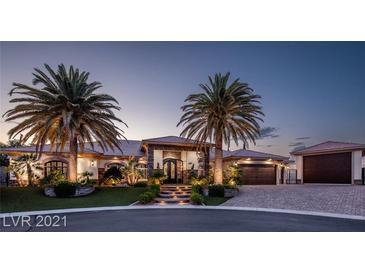 Photo one of 5975 N Campbell Rd Las Vegas NV 89149 | MLS 2324615