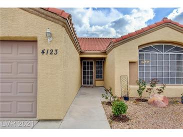 Photo one of 4123 Redfield Ave North Las Vegas NV 89032   MLS 2324869