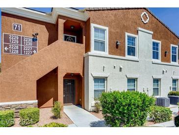 Photo one of 9303 Gilcrease Ave # 1229 Las Vegas NV 89149 | MLS 2325246