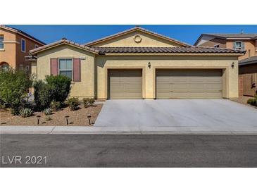 Photo one of 6652 Fort William St North Las Vegas NV 89084   MLS 2326409