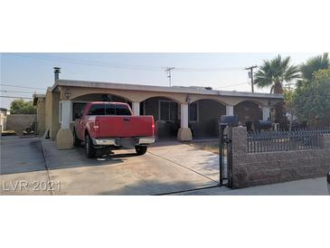 Photo one of 3205 Emmons Ave North Las Vegas NV 89030   MLS 2326653
