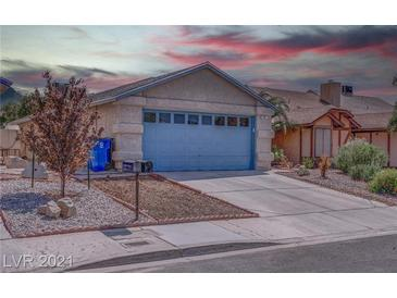 Photo one of 931 Clipper Dr Henderson NV 89015   MLS 2326678