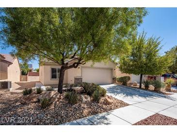 Photo one of 7808 Widewing Dr North Las Vegas NV 89084 | MLS 2327334