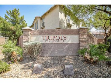Photo one of 350 Clarence House Ave # 103 North Las Vegas NV 89032 | MLS 2327437