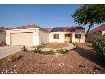 Photo one of 5828 Orchid Jungle Ln North Las Vegas NV 89031 | MLS 2327447
