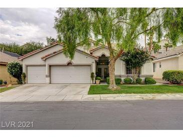 Photo one of 1312 Rolling Sunset St Henderson NV 89052 | MLS 2327571