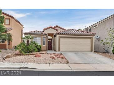 Photo one of 1437 Morning Crescent St Henderson NV 89052   MLS 2328309