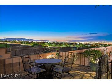 Photo one of 113 Crescent Bay St Henderson NV 89012 | MLS 2328369