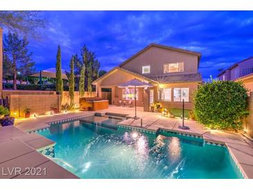 Photo one of 2870 Ainslie Lake Ave Henderson NV 89044 | MLS 2328498