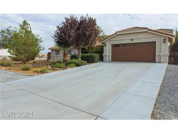 Photo one of 5821 Mary Lou St Pahrump NV 89061   MLS 2328589