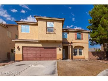 Photo one of 5937 Abyss Ct North Las Vegas NV 89031   MLS 2328848