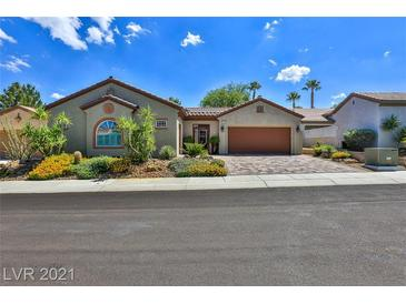 Photo one of 2168 Waterton Rivers Dr Henderson NV 89044   MLS 2329119