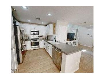 Photo one of 2084 Airy Petals Wk Henderson NV 89044 | MLS 2329262
