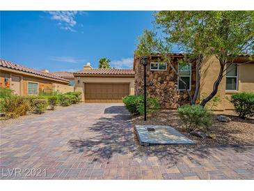 Photo one of 59 Avenza Dr Henderson NV 89011 | MLS 2329388