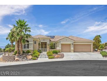 Photo one of 2854 Scotts Valley Dr Henderson NV 89052 | MLS 2329564