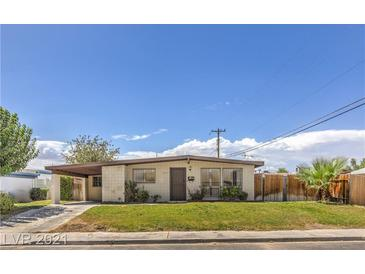 Photo one of 1213 Clairemont St Las Vegas NV 89110   MLS 2329823
