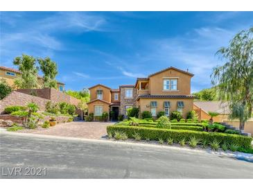 Photo one of 896 Cantura Mills Rd Henderson NV 89052 | MLS 2329998