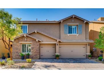 Photo one of 8635 Weed Willows Ave Las Vegas NV 89178 | MLS 2330068