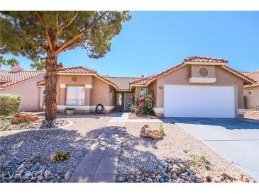 Photo one of 5613 Crimson Ridge Dr Las Vegas NV 89130 | MLS 2330304