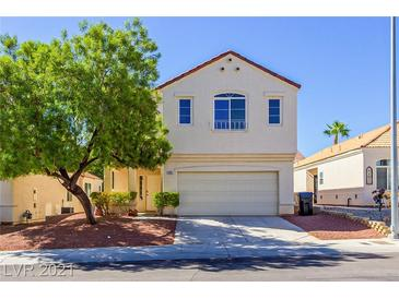 Photo one of 7621 Donald Nelson Ave Las Vegas NV 89131 | MLS 2330335