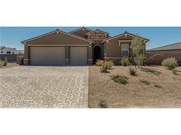 Photo one of 4751 Peppertree St Pahrump NV 89061 | MLS 2330518