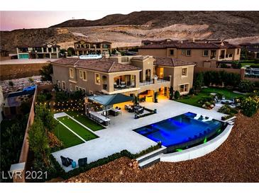 Photo one of 50 Olympia Outlook Dr Las Vegas NV 89141 | MLS 2330645