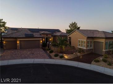 Photo one of 2894 Brook Trout Ct Henderson NV 89052 | MLS 2330901