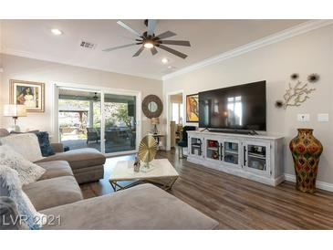 Photo one of 2640 Galactic Halo Ave Henderson NV 89044 | MLS 2330903