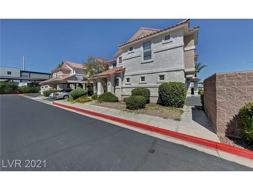 Photo one of 8555 W Russell Rd # 1012 Las Vegas NV 89113 | MLS 2331041