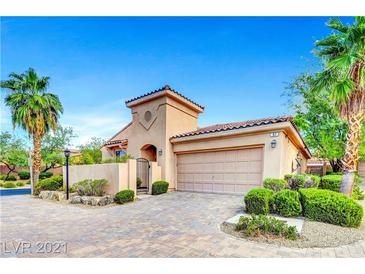 Photo one of 67 Avenza Dr Henderson NV 89011 | MLS 2331323