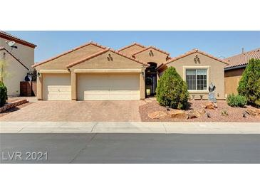 Photo one of 3660 Toscanella Ave Henderson NV 89052 | MLS 2331389
