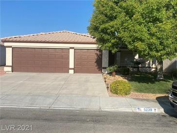 Photo one of 5239 Wild Orchid St North Las Vegas NV 89031 | MLS 2331471