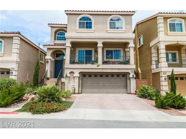 Photo one of 6068 Thistle Meadow Ave Las Vegas NV 89139 | MLS 2331583