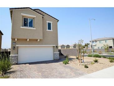 Photo one of 4743 Agave Cactus St North Las Vegas NV 89031 | MLS 2331615