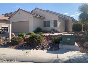 Photo one of 6412 Starling Mesa St North Las Vegas NV 89086   MLS 2331634