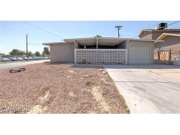 Photo one of 4355 Montdale Ave Las Vegas NV 89121   MLS 2331693