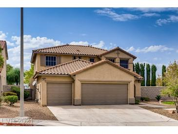 Photo one of 3044 Paseo Hills Way Henderson NV 89052 | MLS 2331975