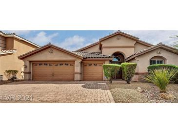 Photo one of 8103 Dolce Volpe Ave Las Vegas NV 89178 | MLS 2331990