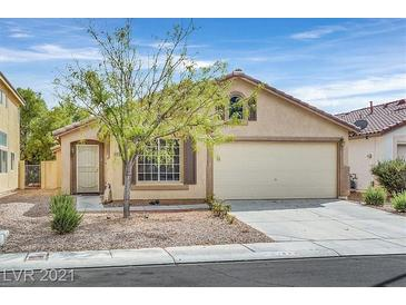 Photo one of 1833 Running Fawn Ct North Las Vegas NV 89031 | MLS 2332009