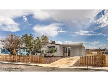 Photo one of 715 Gilday Ave North Las Vegas NV 89030 | MLS 2332104