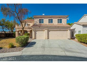 Photo one of 728 Heritage Cliff Ave North Las Vegas NV 89032   MLS 2332323