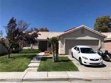 Photo one of 5501 Soft Whispers St North Las Vegas NV 89031 | MLS 2332567