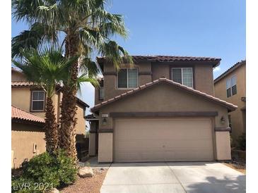 Photo one of 9037 Spirit Canyon Ave Las Vegas NV 89149   MLS 2332595