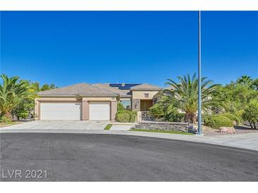 Photo one of 2018 May Valley Way Henderson NV 89052 | MLS 2334281