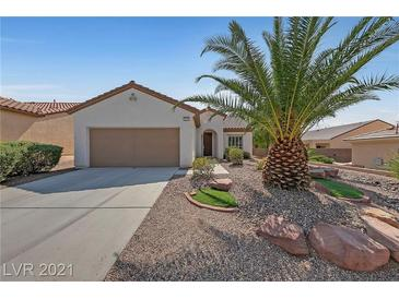 Photo one of 2373 Canyonville Dr Henderson NV 89044 | MLS 2334980