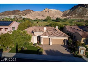 Photo one of 18 Benevolo Dr Henderson NV 89011   MLS 2335210