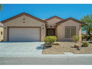 Photo one of 7918 Crested Starling Ct North Las Vegas NV 89084 | MLS 2335495
