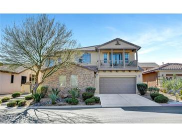 Photo one of 10003 Bayberry Bend St Las Vegas NV 89178 | MLS 2335660